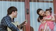 Ca sỹ Ngọc Anh chính thức công khai bố của con gái MiA trong MV mới