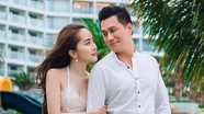 Việt Anh - Quỳnh Nga nói gì về bộ ảnh thân mật 'tình bể bình' làm dậy sóng tin đồn yêu đương?