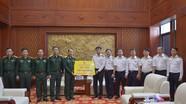 Kiểm toán Nhà nước hỗ trợ các gia đình quân nhân hy sinh khi làm nhiệm vụ