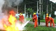 Công ty Điện lực Nghệ An tăng cường công tác an toàn hưởng ứng tháng phòng, chống cháy nổ năm 2020
