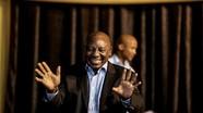 Tân tổng thống Nam Phi quyết chống tham nhũng