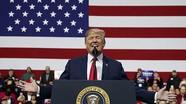 Trump công bố khẩu hiệu tranh cử tổng thống nhiệm kỳ hai