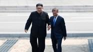Trump gợi ý muốn gặp Kim Jong-un tại Panmunjom