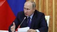 Nóng: Tổng thống Putin sa thải năm tướng lĩnh của Bộ Nội vụ và Ủy ban điều tra