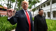 """Ông Trump coi Kim Jong-un là """"nhà đàm phán vĩ đại"""""""