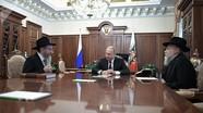 Ông Putin chúc mừng những người Nga gốc Do Thái nhân dịp năm mới