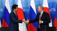 Nga-Nhật Bản có thể tiến hành cuộc gặp thượng đỉnh trong năm nay