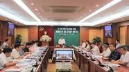 Ủy ban Kiểm tra Trung ương xem xét, thi hành kỷ luật một số tập thể, cá nhân