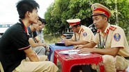 Năm 2017, Nghệ An xử phạt hơn 110.000 trường hợp vi phạm luật giao thông