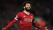 Salah giành giải Cầu thủ xuất sắc nhất châu Phi năm 2017