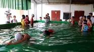 Đưa bơi lội và bóng rổ vào chương trình học chính khóa của học sinh phổ thông