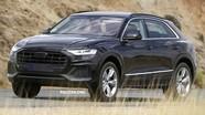 Rò rỉ những hình ảnh về chiếc Audi Q8 hoàn chỉnh