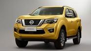 Nissan Terra - SUV 7 chỗ mới cạnh tranh Fortuner