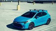 Toyota Corolla hatchback thêm công nghệ đấu Honda Civic
