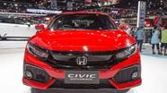 Honda Civic hatchback 5 cửa đỏ Rallye Red tuyệt đẹp có giá 773 triệu đồng