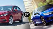 Mazda3 2.0 và Honda Civic 1.5 L: Sedan hạng C nào đáng mua?
