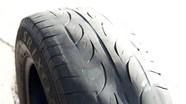 Lốp mòn không đều - mối nguy tiềm ẩn cho tài xế