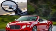 Phớt lờ dấu hiệu cảnh báo gương chiếu hậu hư hỏng dễ xảy ra tai nạn