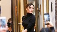 Bộ sưu tập cuối của Victoria Beckham tại tuần lễ thời trang New York
