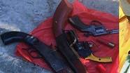 Mang nhiều súng và dao, 40 thanh niên hẹn nhau hỗn chiến ở Thanh Hóa