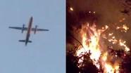 Nhân viên hãng hàng không đánh cắp máy bay, gây tai nạn