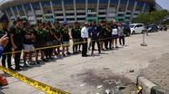Một CĐV bị đánh chết, Indonesia dừng giải bóng đá quốc gia