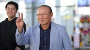 HLV Park Hang-seo đến Pleiku xem giò cầu thủ HAGL