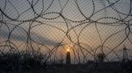 Hàng rào dài 93 km đã được lắp đặt ở biên giới Latvia và Nga