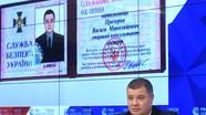 Ukraine xác nhận Prozorov là nhân viên Cơ quan An ninh