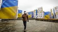Chính quyền tổng thống Ukraine Poroshenko lo lắng bị mất tài liệu bí mật