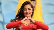 Rạo rực vì dàn mỹ nữ nóng bỏng ở Copa America 2019