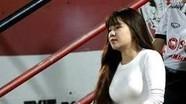 Mặc đồ bó sát, bạn gái Đặng Văn Lâm khoe body nóng bỏng