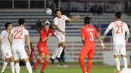 TRỰC TIẾP: U22 Việt Nam - U22 Singapore, Đức Chinh ghi bàn ở phút 85