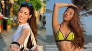 Thân hình quyến rũ của Khánh Vân - Hoa hậu Hoàn vũ Việt Nam 2019