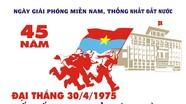 Đặc sắc chùm tranh cổ động 45 năm ngày Giải phóng miền Nam, thống nhất đất nước