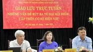 Đại hội đảng cấp trên cơ sở: Vẫn còn những báo cáo chính trị nặng về thành tích