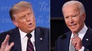 Bị 'tấn công' liên tục nhưng ứng viên Biden vẫn giành lợi thế trong tranh luận bầu cử với ông Trump