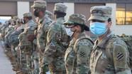 10.000 binh sĩ của Bộ Quốc phòng Mỹ chuẩn bị hỗ trợ tiêm chủng Covid-19