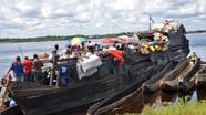 Ít nhất 60 người thiệt mạng trong vụ tai nạn đường sông ở Congo
