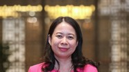 Tân Phó Chủ tịch nước vừa được Quốc hội bầu