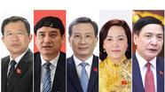 5 người trúng cử Ủy viên Ủy ban Thường vụ Quốc hội