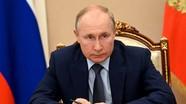 Ông Putin khẳng định nền kinh tế Nga phục hồi về mức trước khủng hoảng
