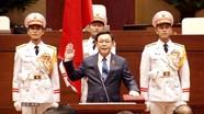 Ông Vương Đình Huệ được bầu tái cử chức vụ Chủ tịch Quốc hội khóa XV