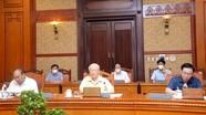 Tổng Bí thư chủ trì cuộc họp lãnh đạo chủ chốt về công tác phòng, chống Covid-19