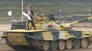 Ballet xe tăng và điều bất ngờ dành cho Tổng thống Putin tại 'Army - 2021'