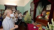 Tổng Bí thư Nguyễn Phú Trọng tưởng niệm Chủ tịch Hồ Chí Minh tại Phủ Chủ tịch