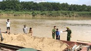 Đình chỉ 8 bến thủy nội địa hoạt động trái phép ở Nghệ An