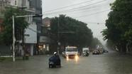 Toàn cảnh ngập sâu tại thành Vinh