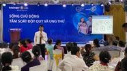 Bảo Việt Nhân thọ Bắc Nghệ An khám và tư vấn sức khỏe cho hơn 320 khách hàng