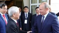 Việt Nam – Nga: Tầm cao mới của hợp tác chiến lược toàn diện